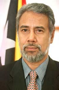 Former rebel and prisoner, East Timor's president restores national unity