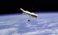 Hubble Space Telescope spends 18 years on Earth's orbit