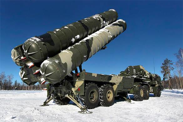 Russia responds to NATO's expansion, creates new S-500 air defense system. 57898.jpeg
