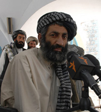 NATO says prominent Taliban commander detained in southern Afghanistan