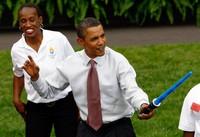 Obama Wants to Duplicate Success of Tony Blair and Vladimir Putin