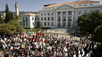 California Students Continue to Protest