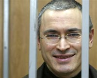 Russian court orders oil tycoon Khodorkovsky to remain at Siberian prison