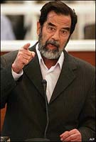 Senate report on Iraq questions Saddam link with terrorists