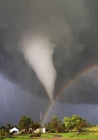 Texas faces tornado