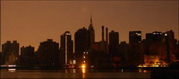 New York City experiences brief power outage