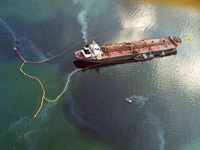 Still Much Oil Left in the Ground after Exxon Valdez Tanker Disaster