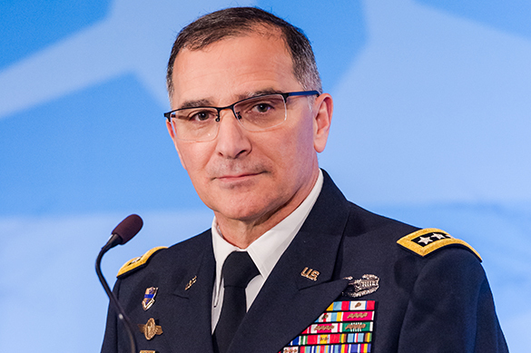 New NATO Supreme Commander: Alliance is ready to counteract Russia. Curtis Scaparrotti