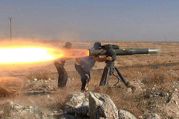 Jabhat al-Nusra gets missiles directly from US. Syria
