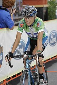 Janez Brajkovic wins Tour de Georgia