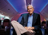 Mike Bair replaced by Boeing Co