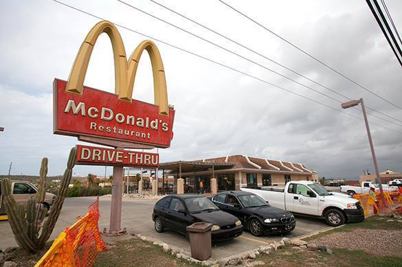 10 terrible 'cuisine intrigues' of McDonald's. McDonald's