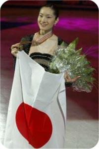 Shizuka Arakawa wins Olympic figure skating gold