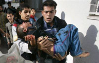 Israel slaughters Palestinian civilians, destroying vestiges of peace in Middle East
