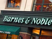 Barnes & Noble's E-Readers Rank High among Christmas Gifts