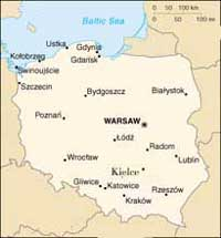 Poland swears in government; new PM in power
