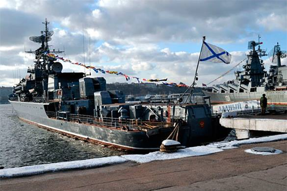 Russia strengthens permanent naval presence in Mediterranean Sea. 57907.jpeg