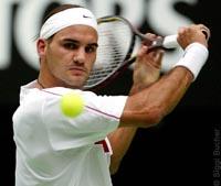 Federer reaches U.S. Open final