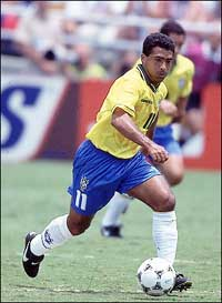Romario gets another chance to score 1,000th goal at Maracana