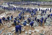 China no longer searches for bodies of 172 miners