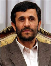 Mahmoud Ahmadinejad warns European countries not to follow US sanctions on Tehran