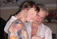Elderly Pedophile Tracked by His Grown-up Victims in Ukraine