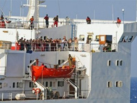 Great Ransom Caused Row among Somali Pirates