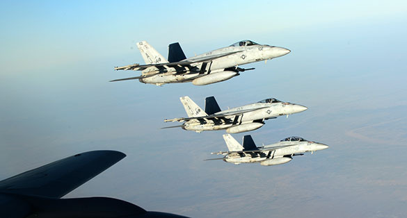 Six facts of how US Air Force is going to wage war against Russia. US Air Force sets objectives