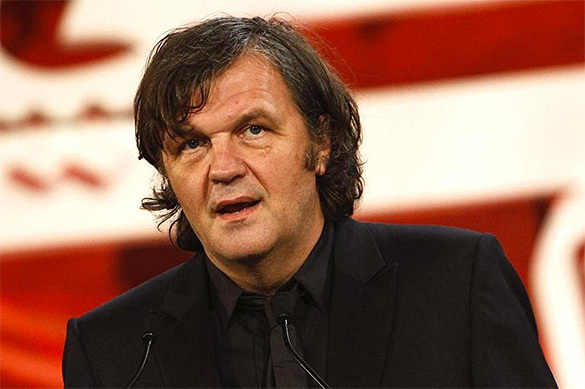 Emir Kusturica fails to justify expectations of hapless Ukrainian peacemakers. 60909.jpeg