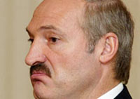Bush deprives Belarus President Lukashenko of his fortune