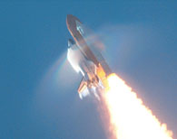Atlantis blasts off on mission to international space station