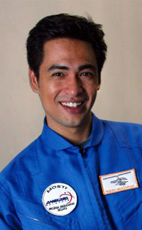 Malaysia's first astronaut to fly to ISS on Russia's Soyuz