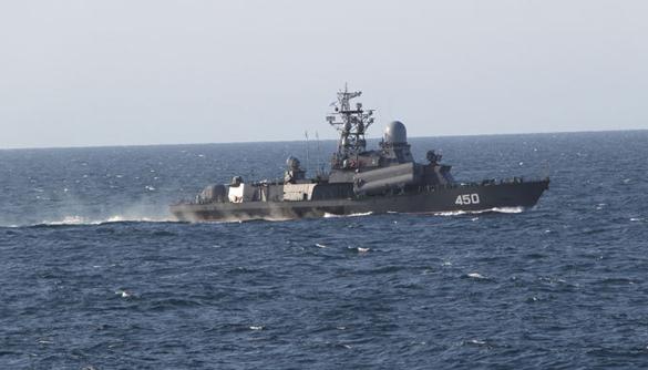 Russia takes Mediterranean under control. Mediterranean
