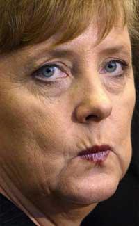 Angela Merkel calls for 'new foundation'