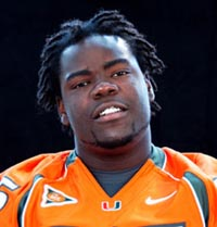 Miami football player shot, police rule death a homicide