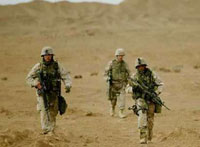 White House to speed up military campaigns in Iraq and Afganistan