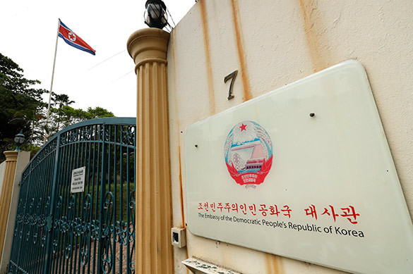Diplomats taken hostage in North Korea and Malaysia. DPRK