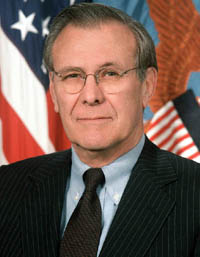 Rumsfeld's resignation to leave USA's strategy unchanged