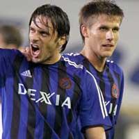 Croatia striker Bosko Balaban leaves FC Brugge, returns to Dinamo Zagreb