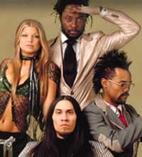 Black Eyed Peas help Mexican children