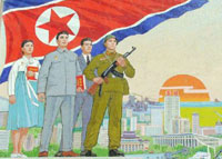 North Korea does not know a thing about the current economic crisis