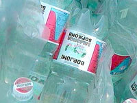 Russia sends 10 tons of Georgian mineral water into canalization