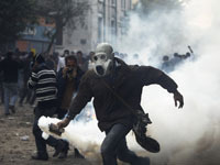 Weekend protests in Egyptian capital lead to at least 13 deaths. 45915.jpeg