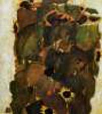 Egon Schiele's  painting to be sold at a record price