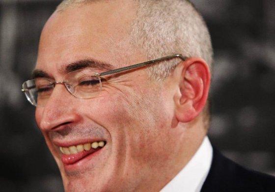 Parkinson's revolution by Mikhail Khodorkovsky. Mikhail Khodorkovsky