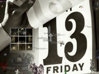 Evil signs of Friday the 13th can be seen on one-dollar note