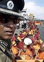 Sri Lankan police blame Tamil Tiger rebels for explosion