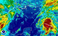 Tropical Storm Fay pounds Cuba with torrential rain