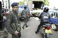 Government troops kill 8 rebels in northern Sri Lanka