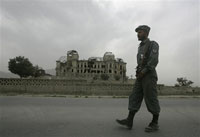 US top official issues rare warning to Afghanistan